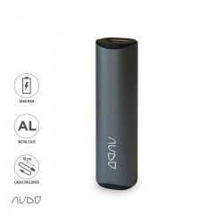 Power Bank / Metal STIxx USB 2.0 - 2600 MAH