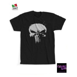 "T-Shirt "" THE PUNISHER - Il punitore -"" nera"