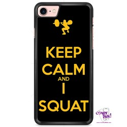 KEEP CALM AND I SQUAT