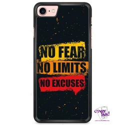 NO FEAR NO LIMITS NO EXCUSE