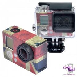 Adesivo Sticker UK per GoPro HERO3+ /3