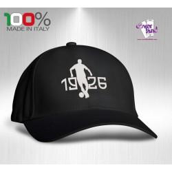 Cappello nero - 1926 BIANCO