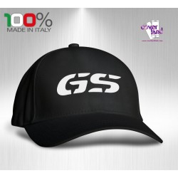 Cappello nero - BMW GS