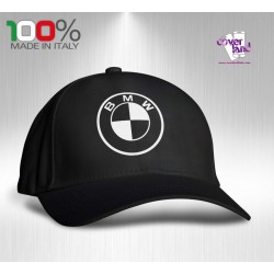 Cappello nero - BMW LOGO