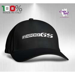 Cappello nero - BMW R1200GS