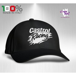 Cappello nero - CASTROL RACING