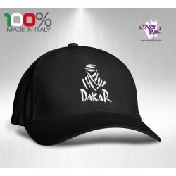 Cappello nero - DAKAR