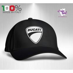 Cappello nero - DUCATI LOGO
