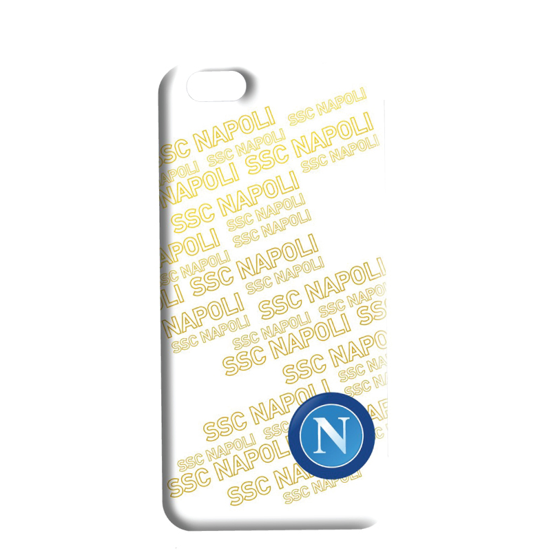Cover SSC NAPOLI Limited Edition Design 11 per iPhone 6/6s