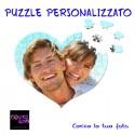 Puzzle Personalizzato Cuore - 35x30cm