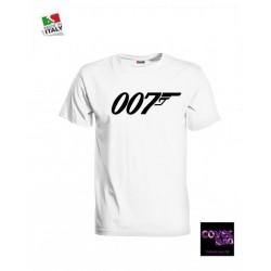 T-shirt AGENT 007
