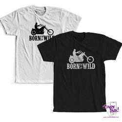 T-shirt BORN TO BE WILD