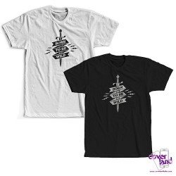T-shirt BORN TO BE WILD 2