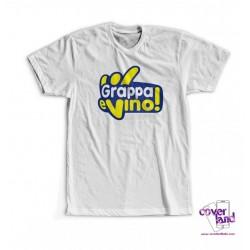 T-Shirt GRAPPA E VINO