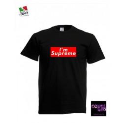 T-shirt I'M SUPREME