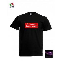 T-shirt IO SONO SUPREMA