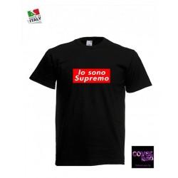 T-shirt IO SONO SUPREMO