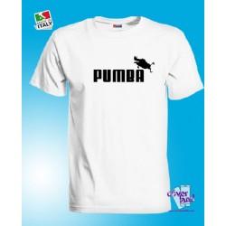 T-shirt PUMBA DIVERTENTE
