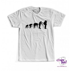 T-shirt EVOLUZIONE DEL FOTOGRAFO