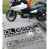 Adesivo Suzuki V-STROM 650 ADVENTURE - DL650