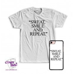 COMBO KIT T-SHIRT + COVER SWEET SMILE
