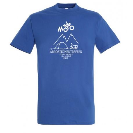 WLAMOTO - T-Shirt ARROSTICINENTREFFEN 2019