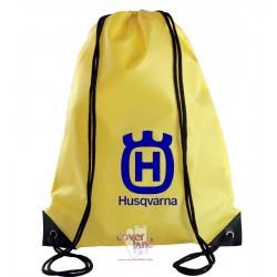 Zainetto sportivo multiuso HUSQVARNA - Giallo