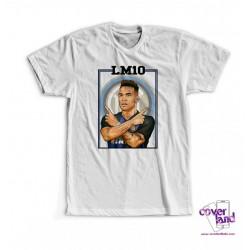 T-Shirt LAUTARO MARTINEZ 10
