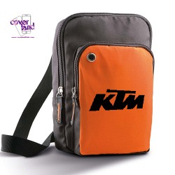 BORSA PORTA DOCUMENTI KTM - ORANGE