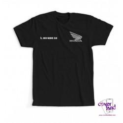T-Shirt HONDA CON PERSONALIZZAZIONE